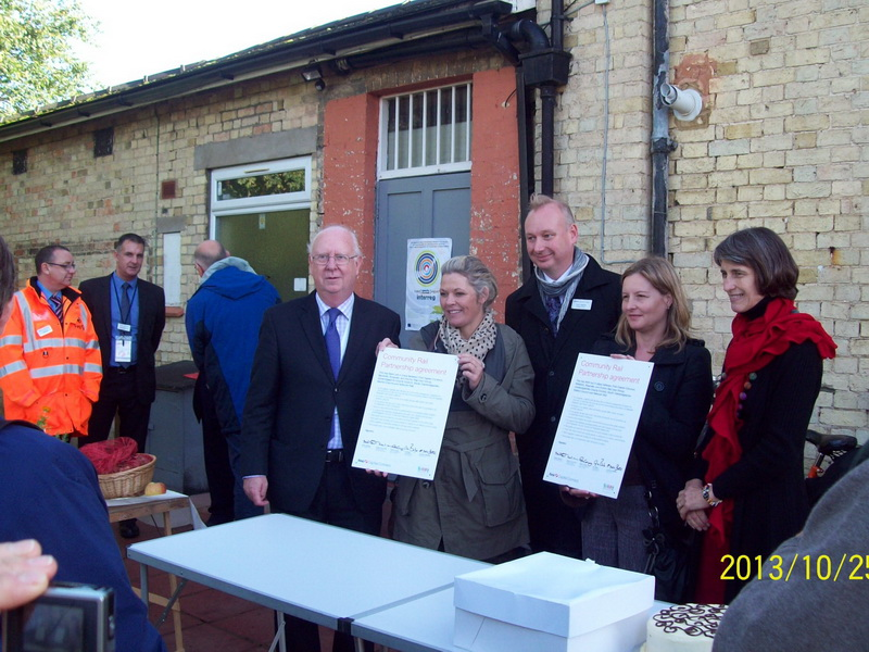 Community Rail Partnership