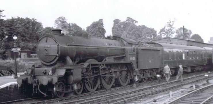 B17 Steam Locomotive Trust