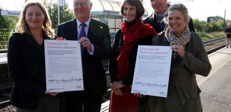 Community Rail Partnership