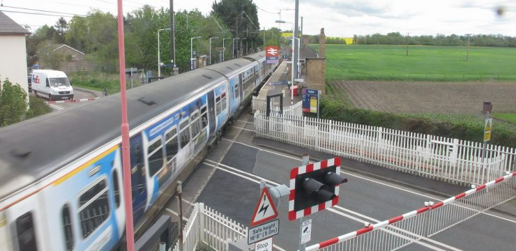 Foxton Level Crossing update