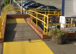Accessibility at Meldreth