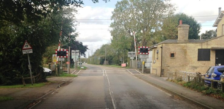 Drop-in Session about Shepreth Crossing Closures – Weds 18th April