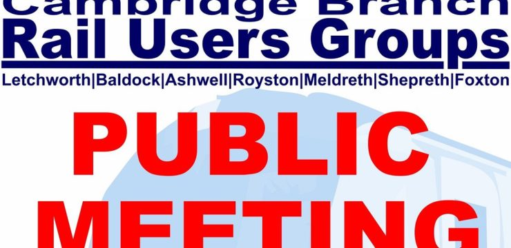 Joint RUG Meeting, 8th February 2019, Letchworth