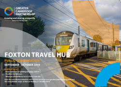 Foxton Travel Hub Consultation MSFCRP Draft Response