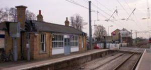 Foxton Station
