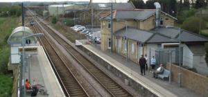 Meldreth Station