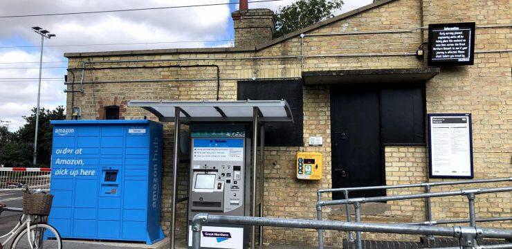 Recent Improvements at Shepreth Station
